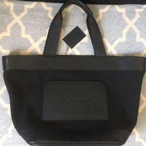 Brand new Alexander Wang black tote bag with tag